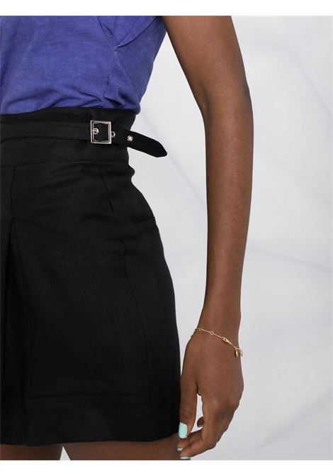 Shorts con fibbia Donna IRO | 21SWM30SHOREDITCHBLA01