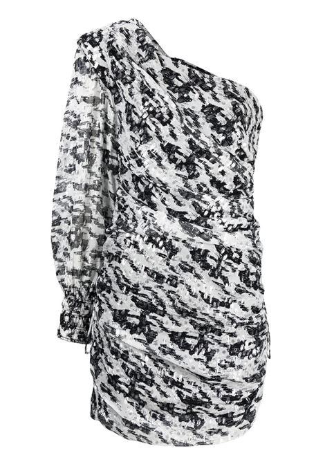 One shoulder dress  IRO | Dresses | 21SWM33KALLARBLA80