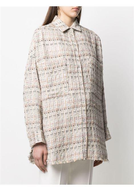 Camicia oversize Donna IRO | 21SWP100LUKIAPIN16