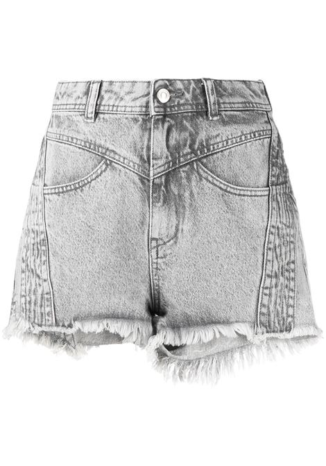 High-rise shorts IRO | Shorts | 21SWP30LOREZGRY19