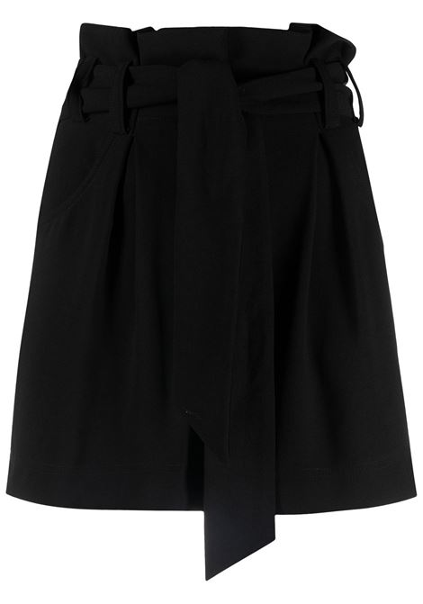 Iro shorts steybe donna black IRO | Shorts | 21SWP30STEYBEBLA01