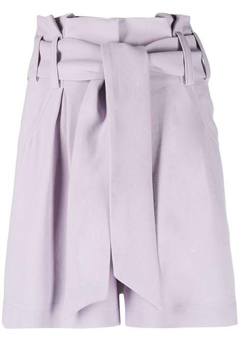 High-rise shorts IRO | Shorts | 21SWP30STEYBEPUR11