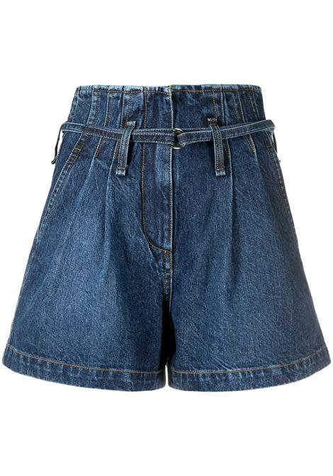 IRO IRO   Shorts   21SWP30TARABBLU52