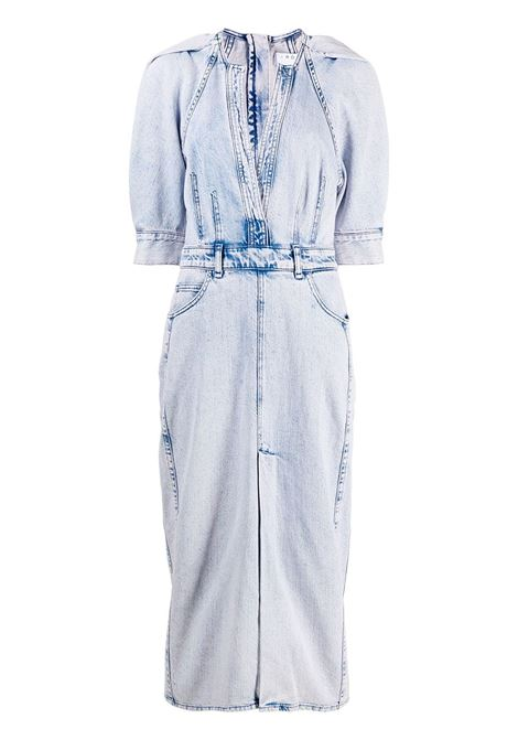 Aly dress IRO | Dresses | 21SWP33ALYSUBLU34