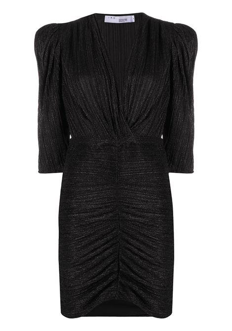 Plissé-effect dress IRO | Dresses | 21SWP33CLUZCOBLA01