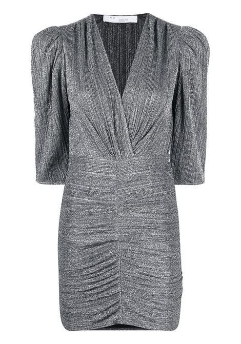 Ruched dress IRO | Dresses | 21SWP33CLUZCOBLA25