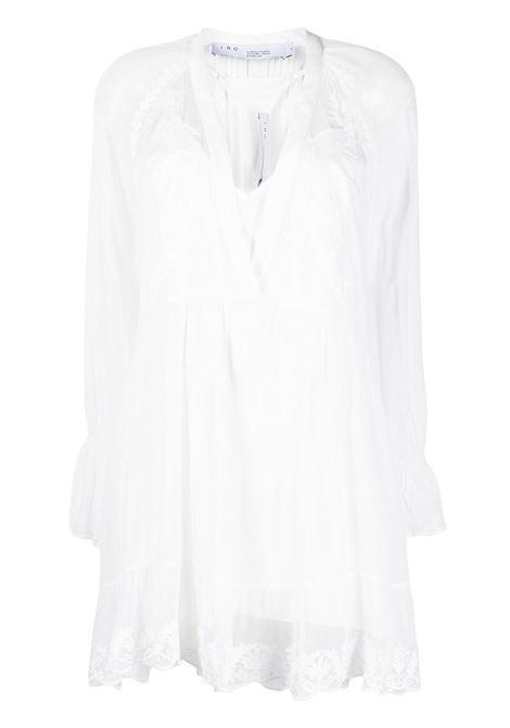 Layered mini dress IRO | Dresses | 21SWP33JOKOECR01