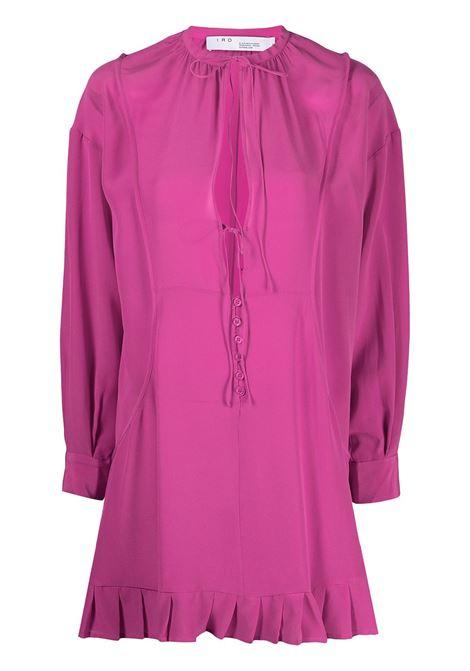 Short dress IRO | Dresses | 21SWP33TRONYPIN04