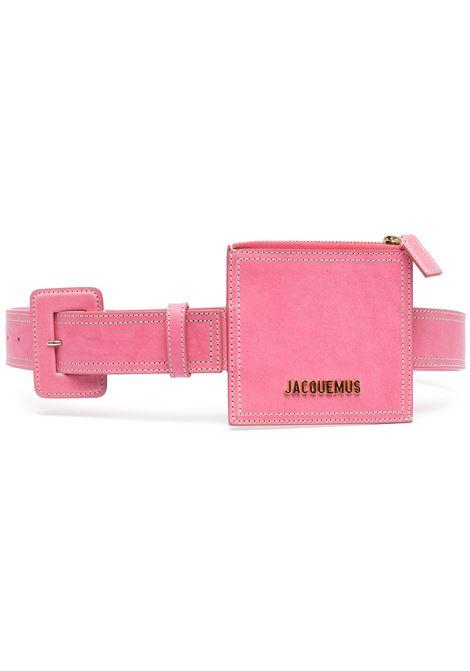 Jacquemus cintura la ceinture donna pink JACQUEMUS | Cinture | 211AC15211316450