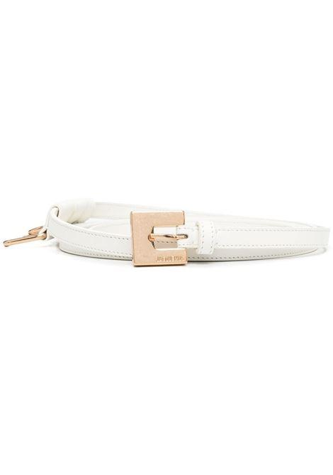 Jacquemus cintura la ceinture moisson donna white JACQUEMUS | Cinture | 211AC19211300100