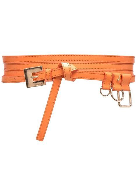 Jacquemus cintura la ceinture moisson donna orange JACQUEMUS | Cinture | 211AC19211304740