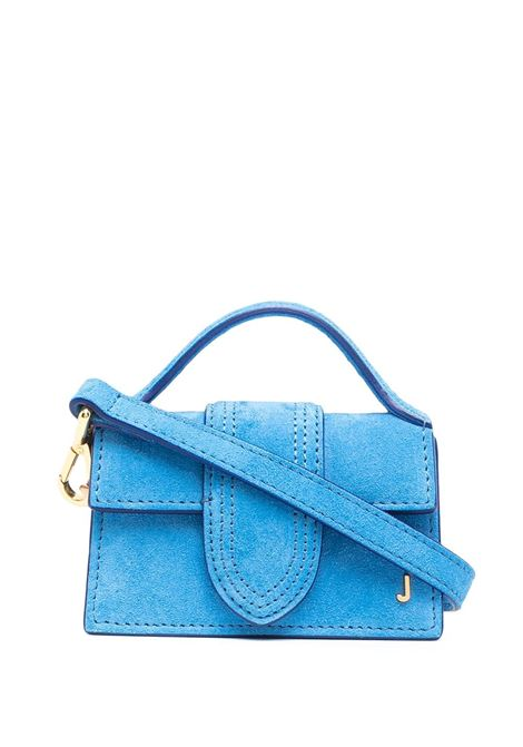 Jacquemus borsa a tracolla le petit bambino mini donna blue JACQUEMUS | Borse mini | 211BA06211310310