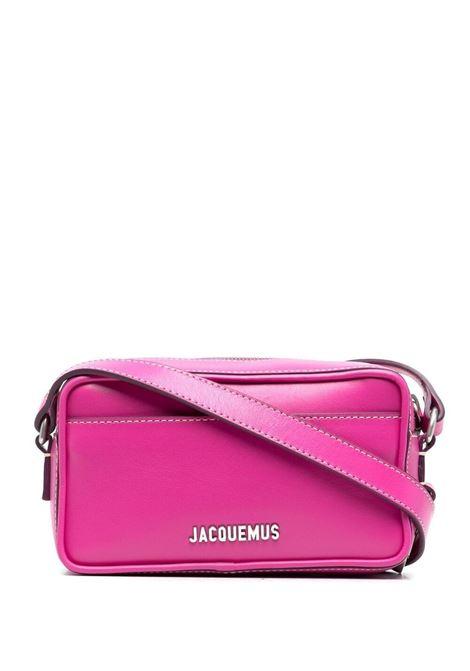 Jacquemus borsa le baneto donna pink JACQUEMUS | Borse a mano | 211BA13211314450