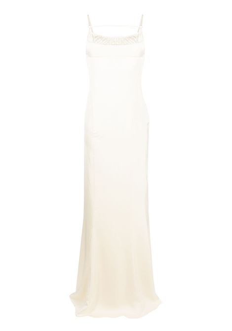 Cut-out gown JACQUEMUS | Dresses | 211DR12211104120