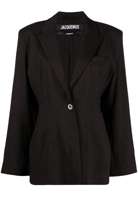 Single-breasted blazer JACQUEMUS | Blazers | 211JA02211103990