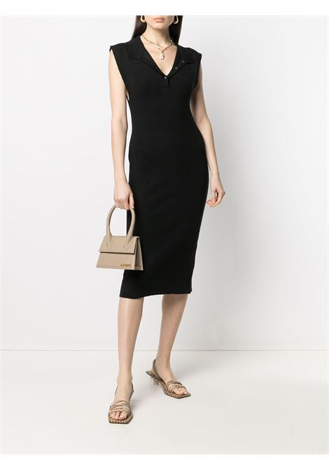 Polo collar dress JACQUEMUS   211KN18211201990