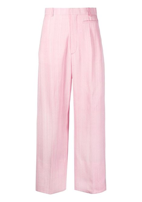 Cropped trousers JACQUEMUS | Trousers | 211PA02211105440