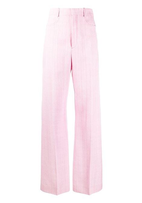 Jacquemus pantaloni sauge donna light pink JACQUEMUS | Pantaloni | 211PA03211105440