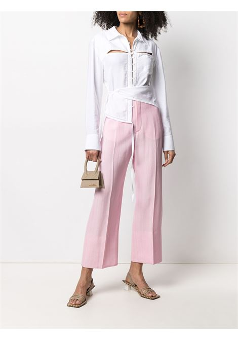 Camicia La chemise Nappe Donna JACQUEMUS | 211SH10211102100