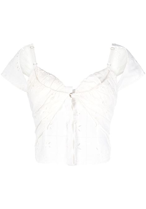 Broderie-anglaise blouse JACQUEMUS | Top | 211TO07211113114