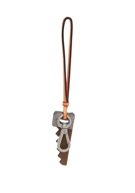 Jacquemus le porte clés scie keyring men grey JACQUEMUS | 215AC19215310940