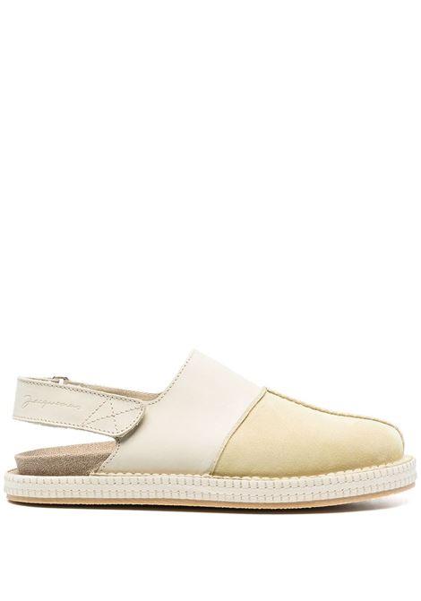 Jacquemus les mules blé sandals men sand JACQUEMUS | 215FO02215403290
