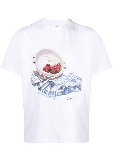 Cerises T-shirt JACQUEMUS | T-shirt | 215JS0921522501F