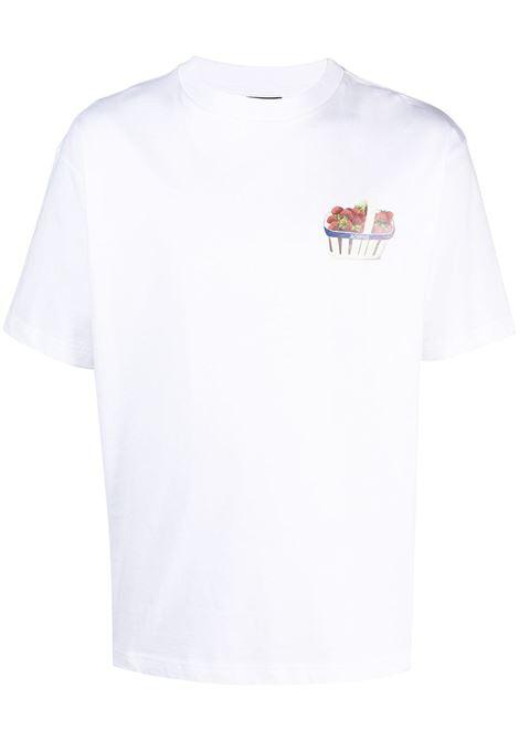 Le T-shirt Fraises T-shirt JACQUEMUS | T-shirt | 215JS1021522401B