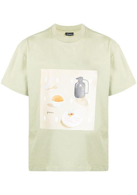 JACQUEMUS JACQUEMUS | T-shirt | 215JS1121522405C