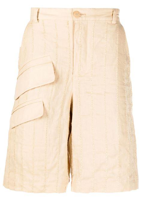 Le short Raphia shorts JACQUEMUS | Bermuda Shorts | 215PA09215120810