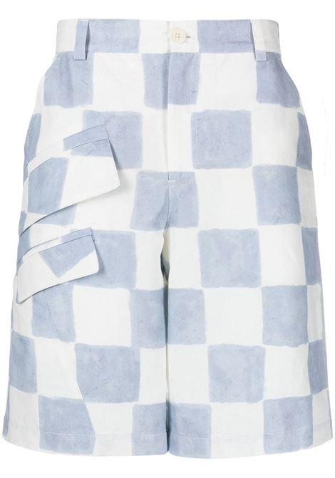 Le short colza shorts JACQUEMUS | Bermuda Shorts | 215PA10215109343