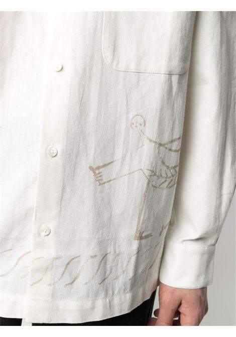 Floral shirt JACQUEMUS | 215SH02215118803