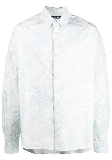 La chemise Santon shirt JACQUEMUS | Shirts | 215SH05215113143