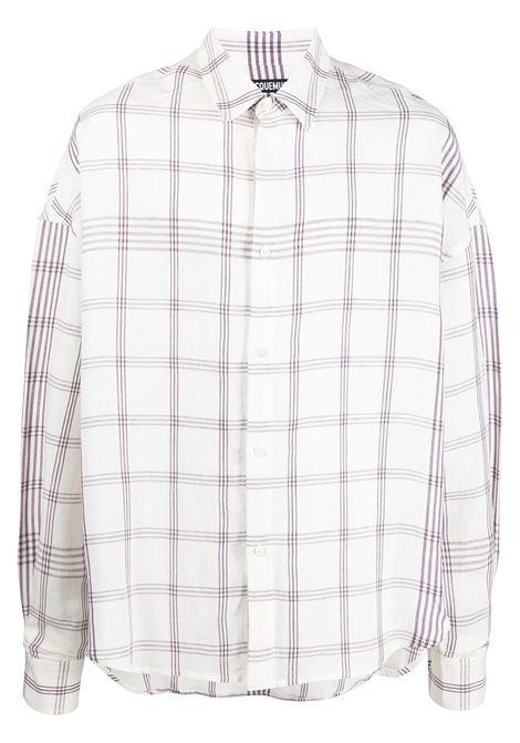 La chemise Santon shirt JACQUEMUS | Shirts | 215SH05215125613