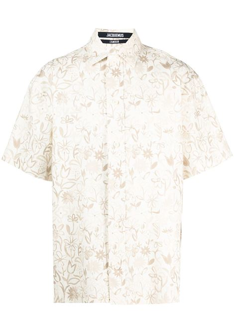La Chemise Moisson shirt JACQUEMUS | Shirts | 215SH09215118833
