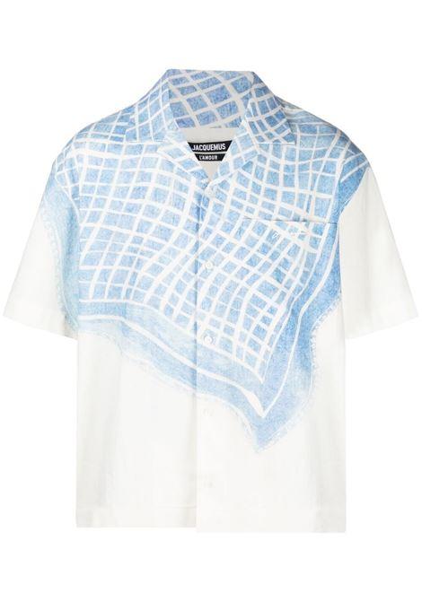 La Chemise Jean shirt JACQUEMUS | Shirts | 215SH21215118833