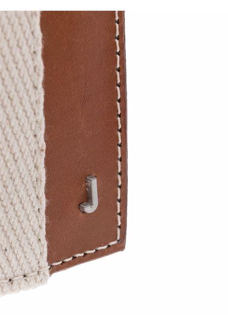 Le porte grain wallet men brown JACQUEMUS | 215SL06215304820