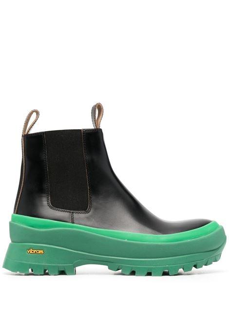 Galosh sole Boots JIL SANDER | Boots | JP33010A13080001