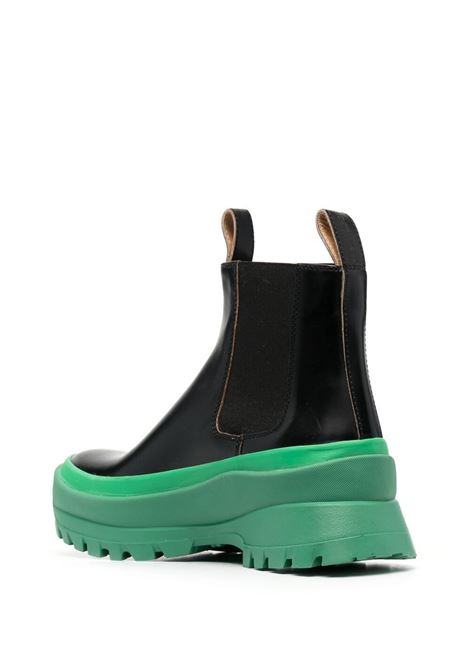 Galosh sole Boots JIL SANDER   JP33010A13080001