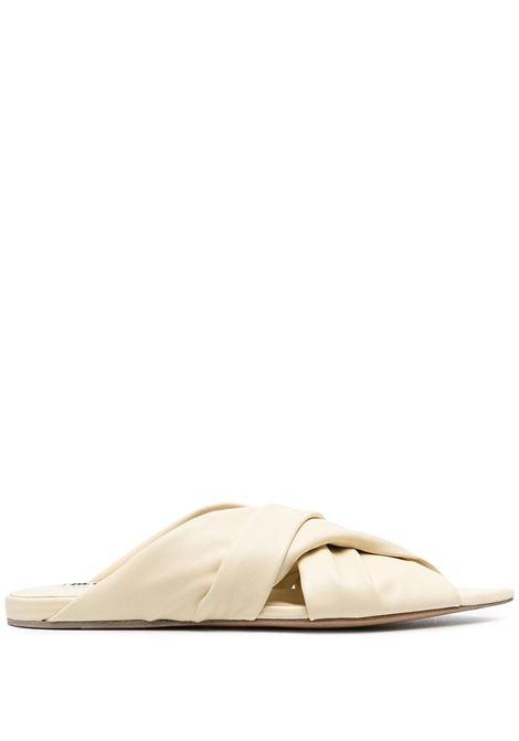 Padded Slides JIL SANDER | Slides | JS36010A13010280