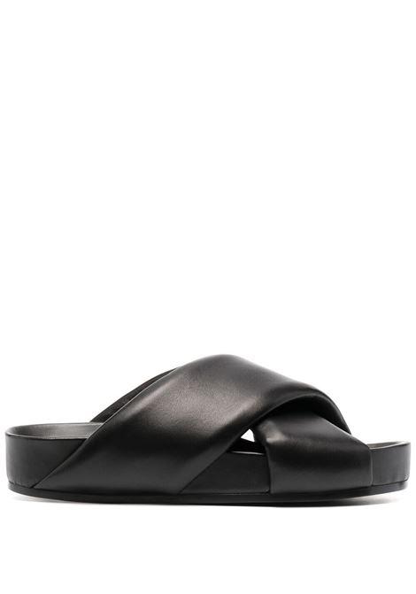 Crossover-strap sandals JIL SANDER | Sandals | A8001
