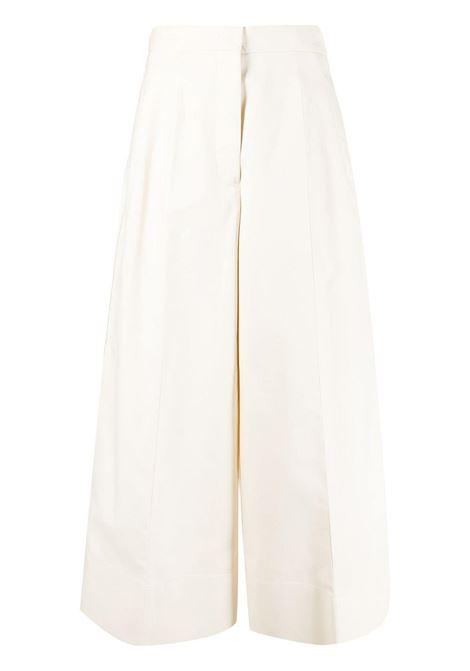 Cropped trousers JIL SANDER | Trousers | JSPS301425WS241600280