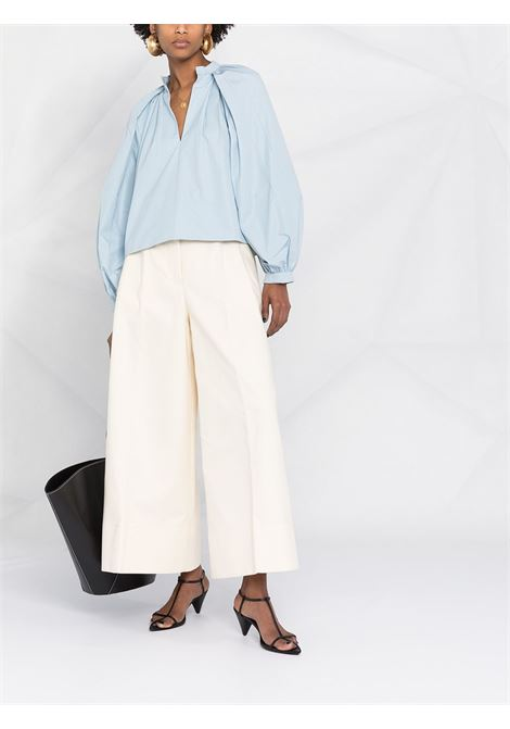 Cropped trousers JIL SANDER   JSPS301425WS241600280