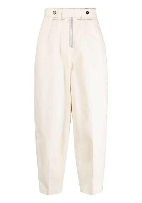 Belted trousers JIL SANDER | Trousers | JSPS311205WS241600280