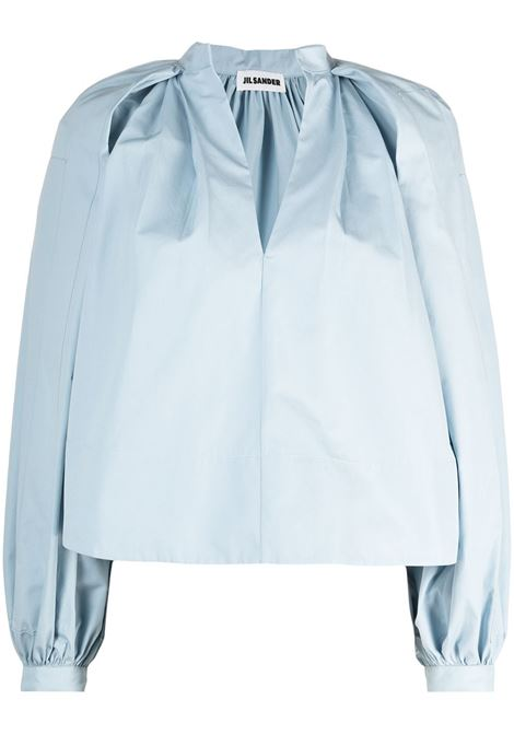 Puff sleeve shirt JIL SANDER | Top | JSPS561306WS244200471