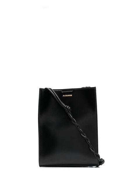 Jil sanders tangle shoulder bag women  black JIL SANDER | Shoulder bags | JSWS853173WSB69158N001