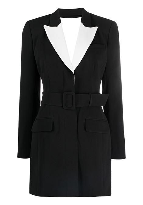 Jonathan Simkhai abito stile blazer donna black white JONATHAN SIMKHAI | Abiti | 1211030CBLKWHT