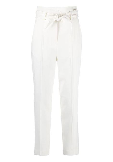 Jonathan Simkhai pantaloni remington donna white JONATHAN SIMKHAI | Pantaloni | 1214047CWHT