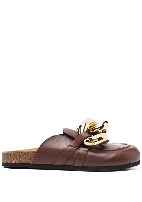 Jw anderson chain loafer mules women cola JW ANDERSON | Mules | AN35004A13012505