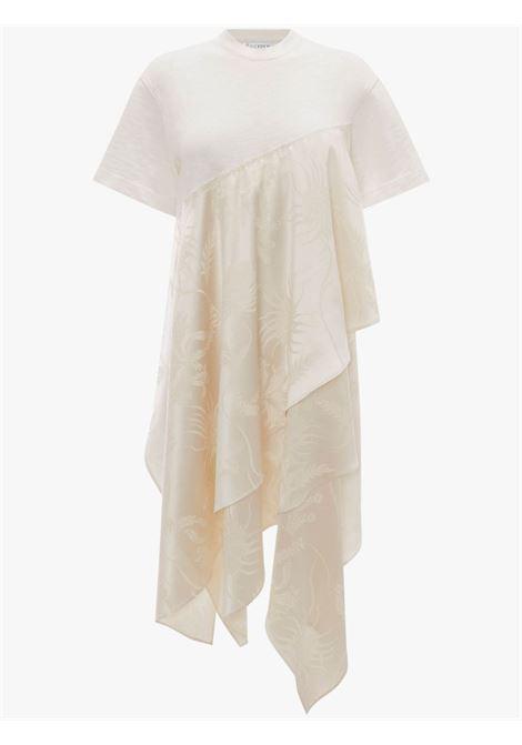 T-shirt asimmetrica Donna JW ANDERSON | JO0026PG0547002